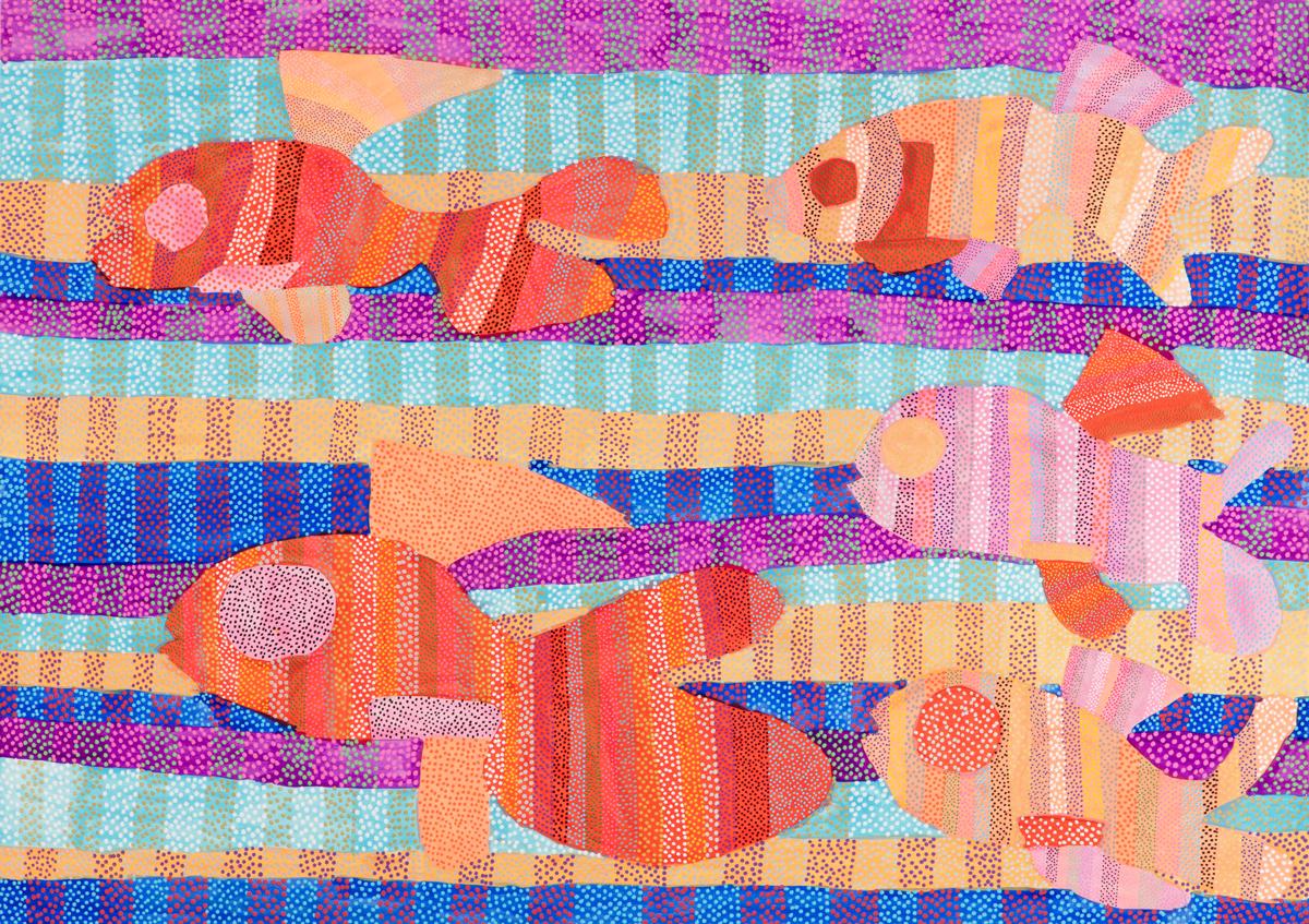 「きん魚」有田 京子